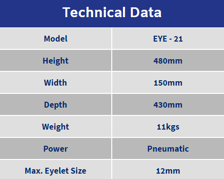 eye-21 tech data